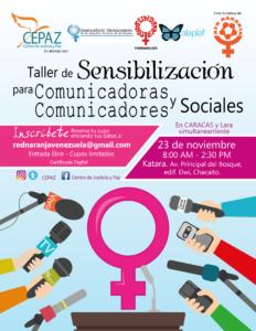 afiche-taller-periodistas-vision-genero-caracas-02