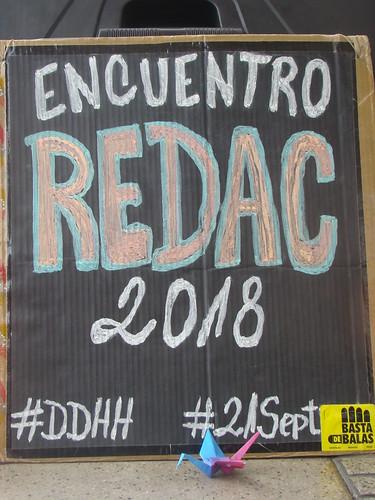 ENCUENTRO REDAC 2018